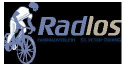 Fahrradverleih RADLOS – St. Peter-Ording Logo